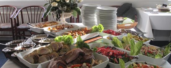 Luksus/fest buffet kr. 399,-