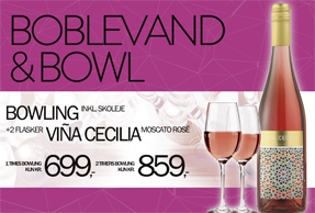 Boblevand & Bowl