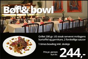 Bøf & Bowl