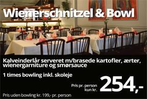Wienerschnitzel & bowl