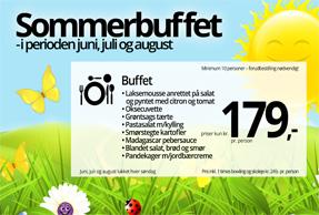 Sommerbuffet 2016