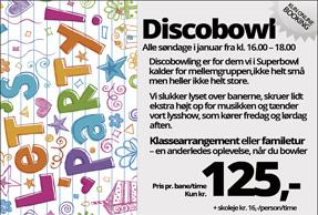Discobowl Januar