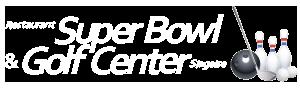 Restaurant SuperBowl & GolfCenter Slagelse Logo